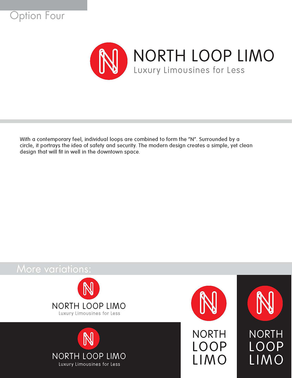 North Loop Limo Colored Concepts