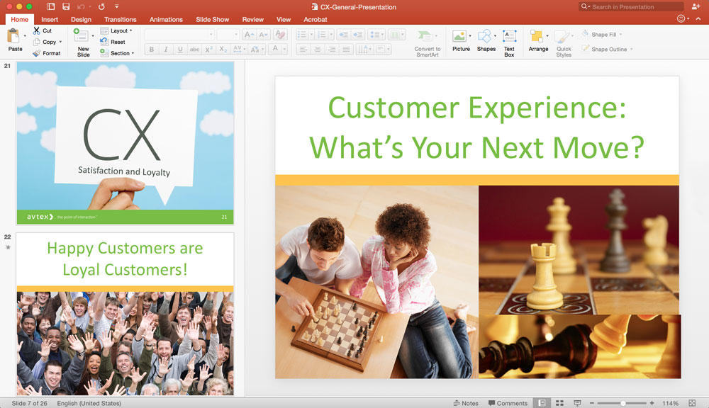 Customer Experience PowerPoint Presentation