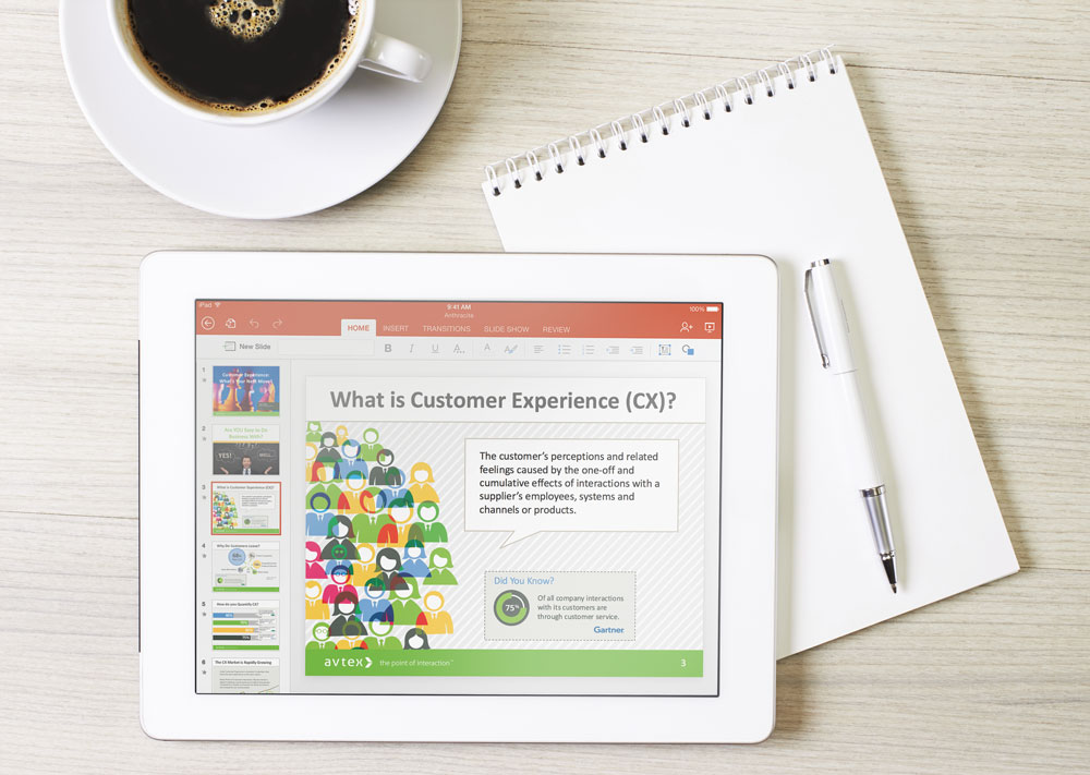Customer Experience Presentation