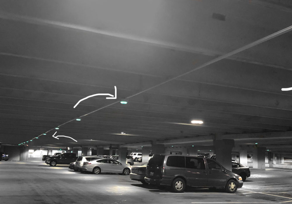 New Parking Spot Technology Ramps Up at Mall of America
